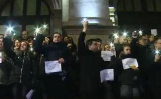 Judecator: Protestele magistratilor nu au nicio legatura cu politicul, ele vizeaza justitia demna din Romania