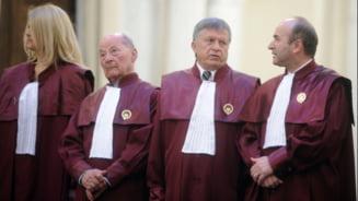 Judecatorii CCR s-au intalnit cu delegatia Comisiei de la Venetia - vezi ce s-a discutat