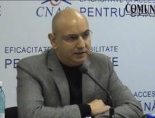 Judecatorii repun pe rol dosarul fostului sef CNAS, Lucian Duta, acuzat de o spaga de 6,3 milioane de euro