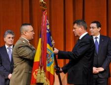 Judecatorii sesizeaza CCR in procesul in care MApN contesta decretul lui Iohannis de numire a sefului Armatei
