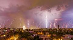 Judetul Sibiu va intra duminica sub avertizare meteorologica COD PORTOCALIU