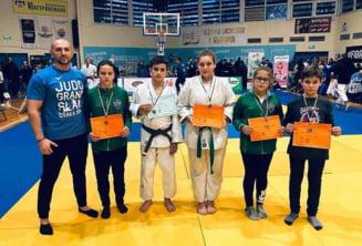 Judo / Cinci din cinci in Bulgaria