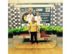 Judo - Giorgia Hagianu, de la CS Unirea Focsani, este campioana balcanica!