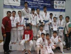 Judoka de la CSM 2007 - LPS Focsani au impresionat la Miercurea Ciuc