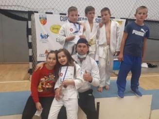 Judoka de la Drumarul Bistrita obtin sapte medalii dupa doua zile de foc la Sibiu