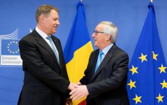 Juncker: O amnistie ar fi un pas inapoi pentru Romania. Nu putem sa exportam in Europa conflicte interne