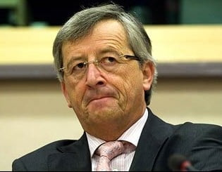 Juncker, ingrijorat de deprecierea monedelor din estul Europei