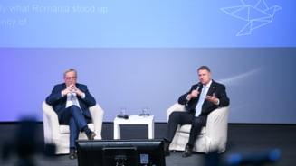 Juncker, lui Iohannis: Nu sunt multumit de tot ce se intampla in Romania. CE nu controleaza libidoul pe continent
