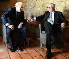 "Juncker ii raspunde lui Johnson: Propunerea cu privire la Brexit ""comporta in continuare cateva puncte problematice"""