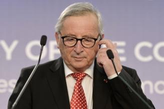 Juncker ii reconfirma lui Boris Johnson ca UE nu accepta renegocierea Acordului Brexit