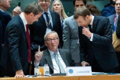 Juncker si-a facut bilantul mandatului la presedintia CE: A fost aplaudat in picioare, dar si criticat la scena deschisa