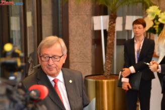 Juncker vrea summit european la Sibiu, in prima zi dupa Brexit