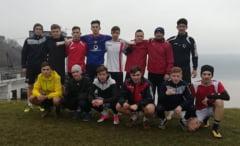 Juniorii U19 de la LPS Satu Mare s-au intors din cantonamentul de la Calinesti Oas
