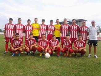 Juniorii de la FC Olt Slatina, calificare in premiera la faza nationala