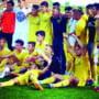 Juniorii lui Mangalagiu, final de turneu in forta