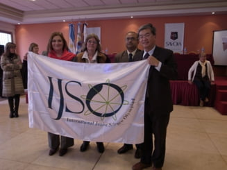 Juniorii romani au obtinut sase medalii la Olimpiada Internationala de Stiinte