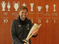 Jurgen Klopp, desemnat antrenorul sezonului de Asociatia managerilor din liga engleza de fotbal