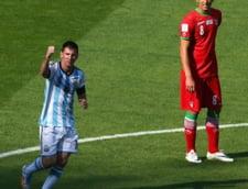 Jurnal de Mondial: Messi salveaza Argentina, Germania da primul semn de slabiciune