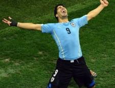 Jurnal de Mondial: Suarez face instructie cu Anglia
