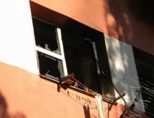 Jurnal de calatorie urbana: Cum mi-am petrecut incendiul din camin (microreportaj)