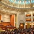 Jurnaliștii și vizitatorii vor putea intra în Parlament doar cu certificatul verde. Ce reguli au mai fost stabilite în Biroul permanent al Camerei Deputaţilor