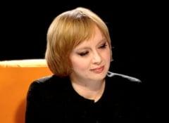 Jurnalista Emilia Sercan a plecat in lacrimi din platoul unei emisiuni: Ma simt ca o impostoare (Video)