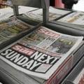 Jurnalisti de la The Sun, arestati in dosarul interceptarilor telefonice