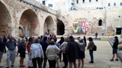Jurnalisti in Israel: dinamica prezentului pe trasee legendare