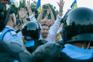 Jurnalistii, printre victimele jandarmilor la protestul Diasporei: Se cere pedepsirea vinovatilor