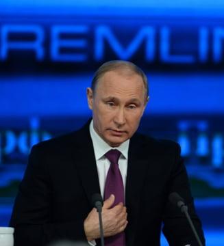Jurnalistii rusi cred ca Putin a fost la Bucuresti, nu la Budapesta: De ce a mai acuzat SUA