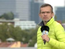 Jurnalistul Adelin Petrisor, mustrat de sefa TVR pentru ca a criticat pe Facebook masurile privind cazurile de COVID-19 din institutie