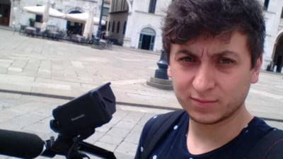 Jurnalistul Mihai Dragolea a fost bătut crunt de 20 de indivizi în timp ce filma un documentar despre tăierile ilegale de păduri