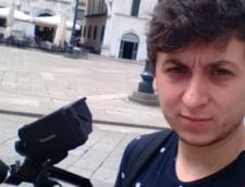 Jurnalistul Mihai Dragolea a fost batut crunt de 20 de indivizi in timp ce filma un documentar despre taierile ilegale de paduri