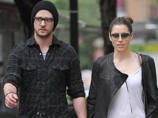 Justin Timberlake s-a casatorit cu Jessica Biel?