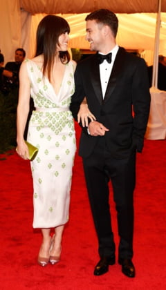 Justin Timberlake si Jessica Biel, nunta de 7 milioane de dolari