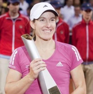 Justine Henin s-a impus la Stuttgart
