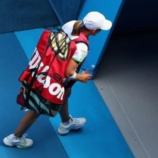 Justine Henin se retrage din tenis