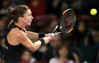 Justine Henin vine cu o veste proasta pentru Simona Halep