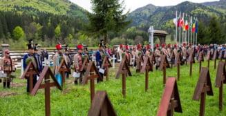 Justitia transeaza definitiv disputa privind Cimitirul militar din Valea Uzului. Este proprietatea comunei harghitene Sanmartin