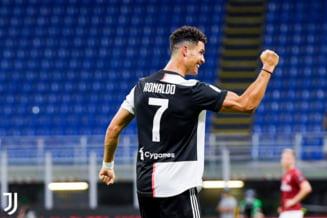 Juventus - Atalanta 2-2, penalty-urile si Ronaldo i-au salvat pe torinezi de la infrangere