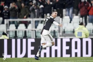 Juventus - Inter, derbiul Italiei, a fost amanat din cauza epidemiei de coronavirus