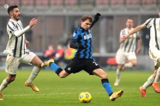 Juventus, batuta de Inter la Milano. Torinezii sunt tot mai departe de titlu