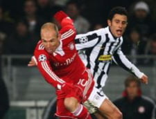 Juventus, umilita si scoasa din Liga de Bayern (Video)