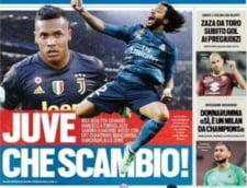 Juventus Torino vrea sa faca un schimb de jucatori cu Real Madrid, la cererea lui Cristiano Ronaldo