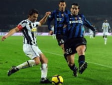 Juventus a castigat Derby d'Italia