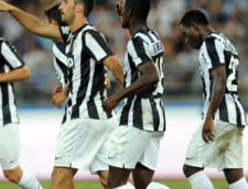 Juventus a castigat Supercupa Italiei