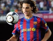 Juventus il vrea pe Ibrahimovici