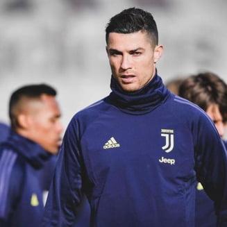 Juventus renunta la meciurile din SUA pentru ca Ronaldo risca sa fie arestat - presa