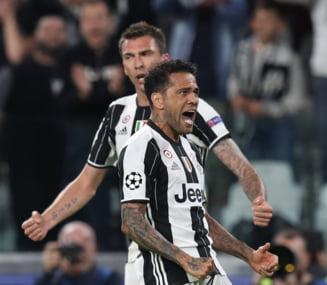 Juventus se califica in finala Champions League. Doua victorii in semifinala cu Monaco