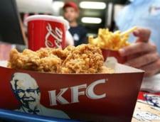 KFC incheie 2008 cu o crestere de 15%
